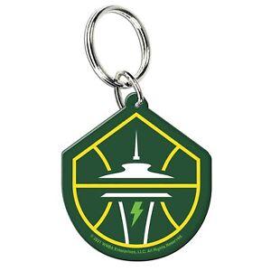 Seattle Storm WinCraft Premium Acrylic Key Ring