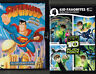4 Kid Favorites: The Ben 10 Alien Force Collection + Superman the Last Son, 5DVD