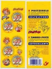 Belgique**STAMPILOU-BD-Bande Dessinée-Carnet 5vals-2001-Comic strips-NSC