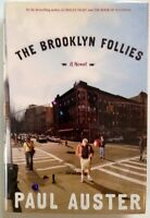 The Brooklyn Follies - Paul Auster - PRISTINE Hardcover First Edition - 2006