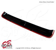 "Rain Guard Visor Dark Gray Type2 Sun Roof 880mm (34.6"") For 99-02 Infiniti G20"
