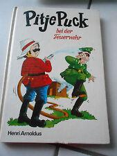 Henri Arnoldus Pitje Puck bei der Feuerwehr   Band 21   Rarität