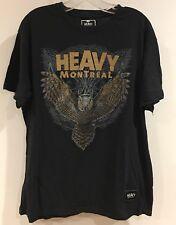 2006 Heavy Montreal MTL Music Festival Concert T-shirt Quebec Canada XL
