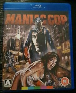 Maniac Cop (Blu-ray, 2014) Arrow Video