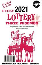 2021 Lucky Lottery Almanac - Dream Book - Lottery Book
