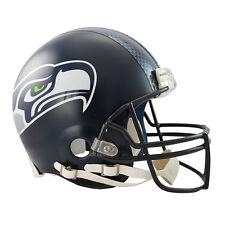 SEATTLE SEAHAWKS RIDDELL NFL FULL SIZE AUTHENTIC PROLINE FOOTBALL HELMET