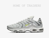 Nike Air Max Plus TN SE Pure Platinum Dark Grey Volt Men's Trainers All Sizes