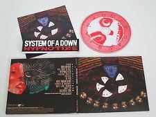 SYSTÈME OF A DOWN/HYPNOTISER(AMERICA/COLUMBIA 82876726112) CD ALBUM