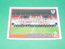N°533 SUNDERLAND ENGLAND MERLIN PREMIER LEAGUE FOOTBALL 2007-2008 PANINI