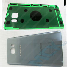 SILVER Samsung Galaxy Note 5 Mobile Phone Back Rear Battery Cover Housing Panel