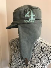 Boys Diesel beanie hat. SIZE 1. Faux fur inside. Excellent Condition!