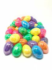 Easter Egg Hunt Assembled Eggs, 144 count (Iridescent, Large (3 inches) #000649