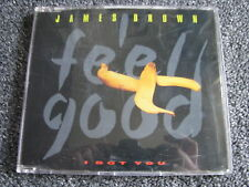 James Brown-I Got You MAXI cd-1991 Germany-SOUL - 3 Tracks-please please please