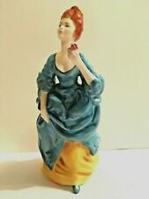 Beautiful Royal Doulton Figurine Olga - 1971 - Bone China - Hn2463