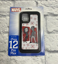 Disney Parks Marvel Studios WandaVision D-Tech iPhone 12 Pro Max Case New