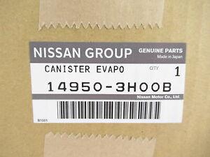 Genuine OEM Nissan Infiniti 14950-3H00B Evaporative Emission Vapor Canister