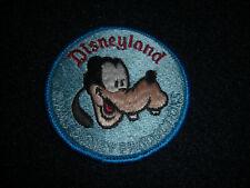 Disneyland  Goofy Disney Patch Vintage 1970's