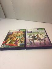 Kinect Sports And Kinect Adventure! Xbox 360 For Xbox 360 Very Good