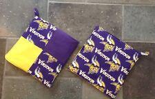 Minnesota Vikings Potholders