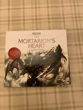 Warhammer Mortarion's Heart by L.J. Goulding Audio 2 CD
