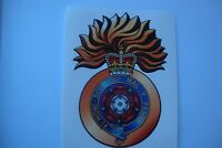 THE ROYAL  FUSILIERS  STICKERS   X 2   BRITISH ARMY  MILITARY CITY OF LONDON