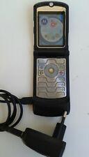 Motorola RAZR V3i -FASTT 70226- NERO Telefono perfettamente funzionante