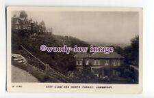 tq2240 - Suffolk - The Golf Club & Norh Parade c1916, in Lowestoft - Postcard