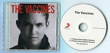 The Vaccines-CD-PROMO-I Always Knew © 2013 uk-2 - Track-alternative rock