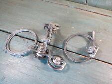 Derailleur HURET  arrière COURSE vintage velo ancien vieux cycle manette