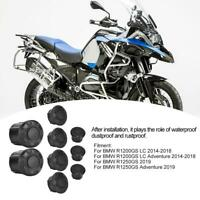 9X Kit Spina Foro Telaio Per  R1200GS LC Adventure 14-18 Impermeabile