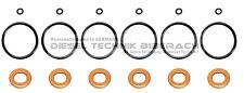Einspritzdüse Injektor Dichtsatz AUDI A4 A6 A8 Q7 3.0 TDI 059130277AB 059130277