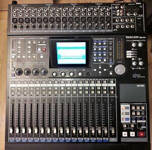 TASCAM DM-24 Digitalmischpult DM24   Kult Digital Mixer