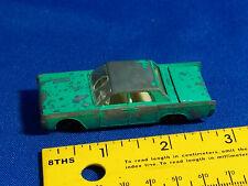 1964 Matchbox Lesney Mint Green LINCOLN CONTINENTAL #31 VTG Car