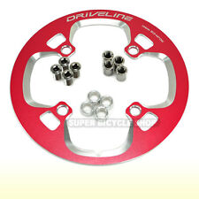 Driveline Chain Guard 44T, BCD 104mm, 79g, Fuchsia