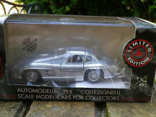 BANG 1018 MERCEDES 300 SL HAND POLISHED ROUES ALU LIMITED EDITION neuf en boite