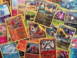 Pokemon TCG Bulk Shiny Card Holo 215 Reverse Holo Genuine Best Value