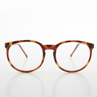 90s Large Secretary Preppy Schoolboy Tortoiseshell Eye Glass - Sloane