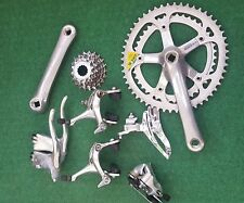 groupset shimano rx 100 biopace ancien velo old bike  not campagnolo
