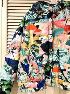 "Gorgeous GORMAN ""Tallebudgera"" Puffer coat jacket * size 16"
