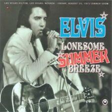 Elvis Presley - Lonesome Summer Breeze - Digi Pk CD - New & Sealed