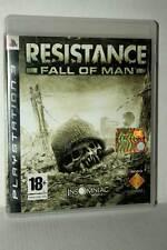 RESISTANCE FALL O MAN USATO OTTIMO SONY PS3 EDIZIONE ITALIANA PAL AC4 45761