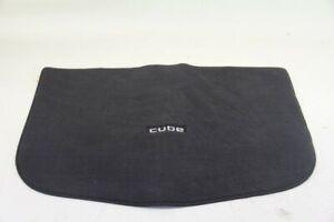 Nissan Cube Rear Carpet Floor Spare Cover Black 74906-1FC0A OEM 09-14 2009, 2010