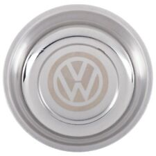 ONE BRAND NEW VW Volkswagen Driver Gear Mini Magnetic Stainless Steel Bowl