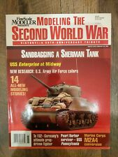 Fine Scale Modeler Presents Modeling The Second World War Feb. 1996 Magazine