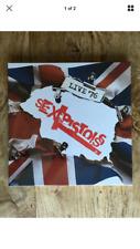 Sex Pistols Live '76 ~ Vinyl 4 LP Box Set ~ Brand New Sealed (Anarchy In The UK)