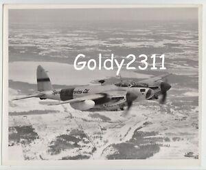RAF RCAF MOSQUITO IN CIVVIES - SPARTAN AIR SERVICES 2 ORIGINAL LARGE PHOTOGRAPHS