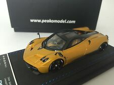 1/43 Peako Pagani Zonda Huayra Track Pack Gold 31001