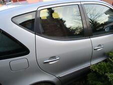 Mercedes-Benz A Klasse W168 Tür hinten rechts komplett Farbe - Polarsilber 761