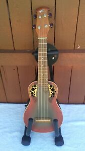 Ovation/Applause UAE-20 Acoustic/Electric Soprano Ukulele, Excellent Condition!