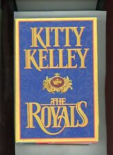The Royals By Kitty Wells 1997 Hard Cover